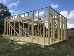 construction-pool-house-ossature-bois-bardage-bois-toit-terrasse-vielle-adour-yoan-naturel.fr-65-hautes pyrénées