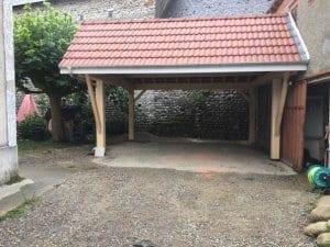 abri-voiture_carport_amenagements exterieurs bois
